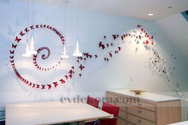 Classroom Decoration Hanging Ideas ~ Uçuşan duvar süsleri haberler
