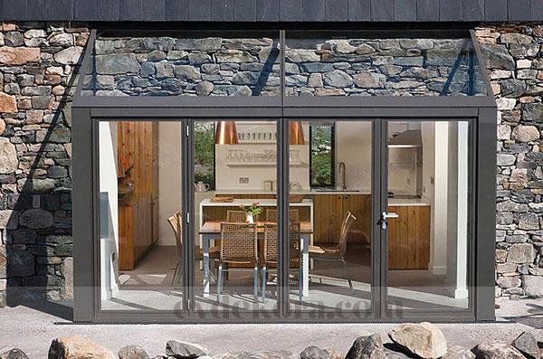 Ta gibi bir ev d mimari for Piani di casa cottage con veranda protetta