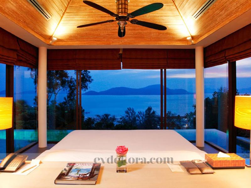 Hem İç Hem Dış Güzelliğe Sahip Villa