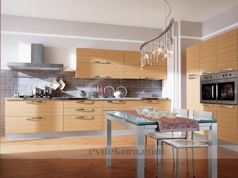 Gösterişli Mutfak Tasarımları