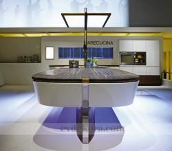 Yelken Mutfak Dekorasyonu